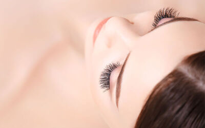 Volume Eyelash Extension + Serum After Care + Free Eyelash Brush