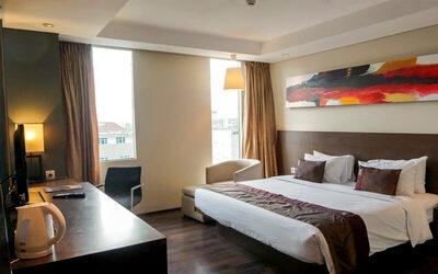 Jakarta: 2D1N in Grand Deluxe Room + Breakfast