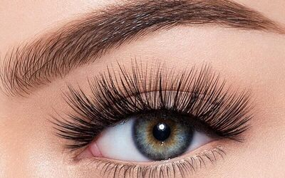 1x Natural Eyelash Extension