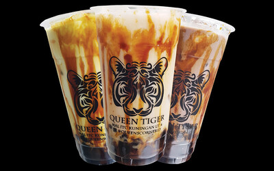[Buy 1 Get 1] Beli 1 Queen Tiger Gratis 1 Queen Tiger