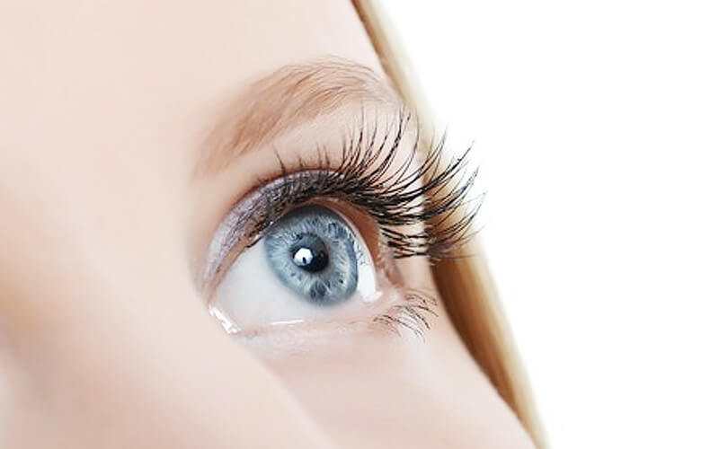 3D Eyelash Extensions for 1 Person