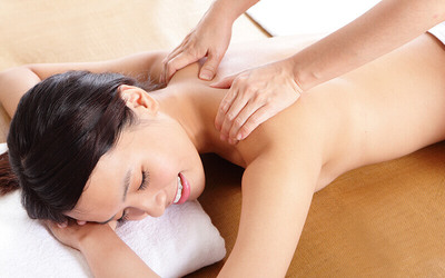 1-Hour TCM Meridian Body Massage for 2 People