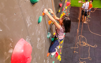 1-Hour ClimbKids Group Trial Programme for 1 Child