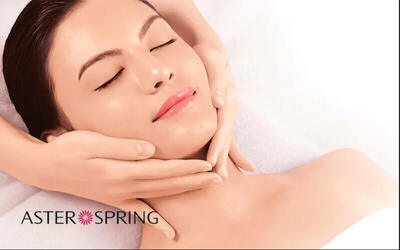 [CNY] 80-Minute Relaxing and Soothing Facial with Eye Repair Treatment for 1 Person