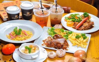 RM20 Cash Voucher for A la Carte Western Cuisine
