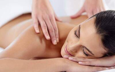 2-Hour Full Body Massage with Sauna for 1 Person