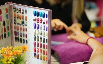 Gel Manicure + Classic Pedicure + Nail Art for 1 Person