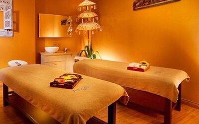 2-Hour Full Body Traditional Body Treatments for 1 Person