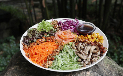 [CNY] One (1) Pack of Healthy Yee Sang with Norwegian Smoked Salmon for 4 - 6 People
