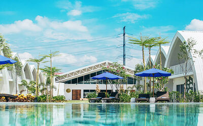 Cyberjaya: 2D1N Stay in Studio King / Twin Garden with Breakfast for 2 People