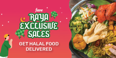 GET HALAL FOOD DELIVERED