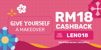 [Fave-Nomenal CNY] Give Yourself a Makeover