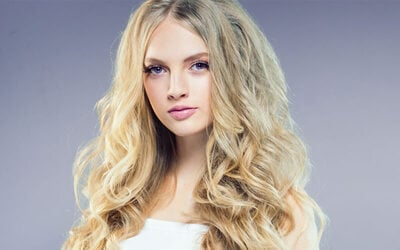 Hair Colouring / Highlight with Wash and Blow + Hair Treatment for 1 Person