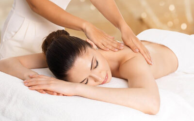 Body Massage + Accupresure