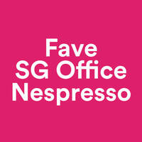 Fave SG Office Nespresso featured image
