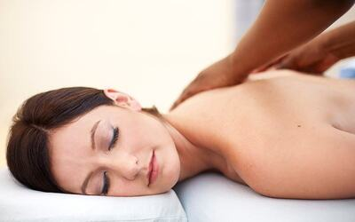 Massage + One (1) Beauty Service for 2 People (Weekend)