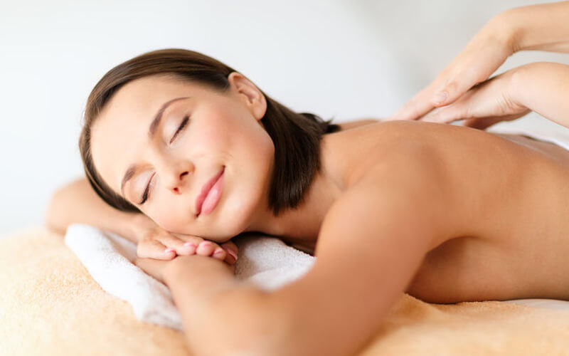 Back Herbal Guasha with Ear Candling for 1 Person