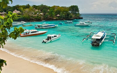 Getaway Day Trip to Lembongan Island (Child)
