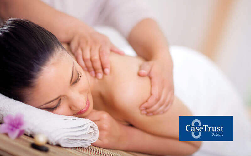 1-Hour Full Body Massage with Oil for 1 Person (2 Sessions)