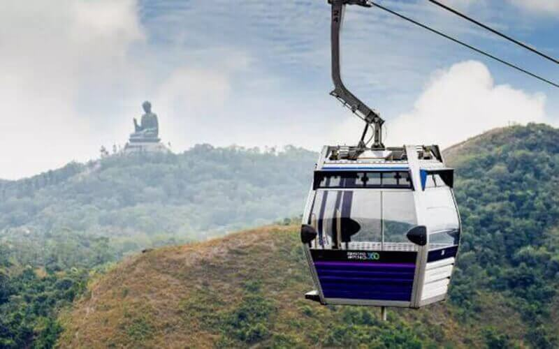 [Fave Exclusive] Ngong Ping 360 2-Way Standard Cable Car for 1 Child