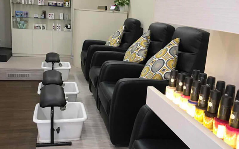Ning Yi Beauty Nail Bar featured image.