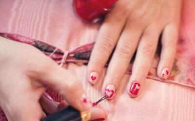 Nail Art Hand & Foot