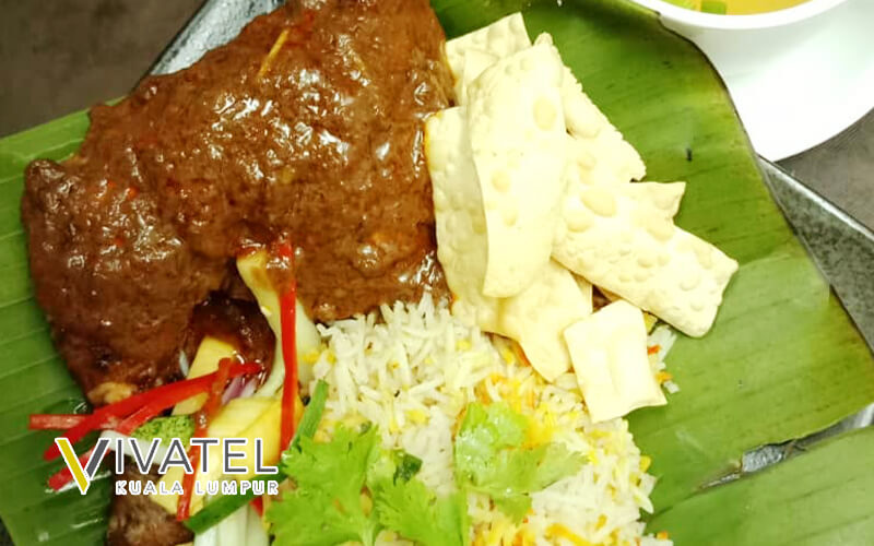 Friday Briyani Special for 1 Person