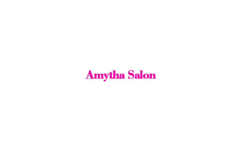 Amytha Salon featured image.