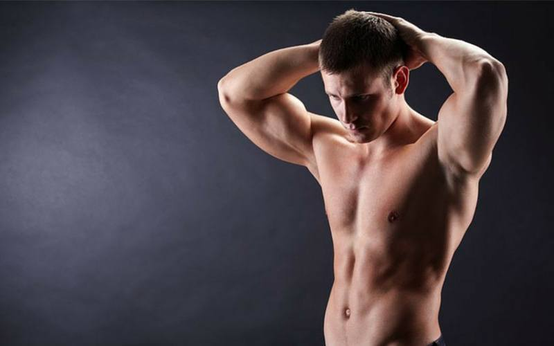 1-Year IPL Hair Removal for Upper Back, Arms, and More for 1 Person (Men Only)