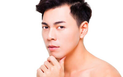 1.5-Hour Men's Deep Pore Cleansing Facial for 1 Person