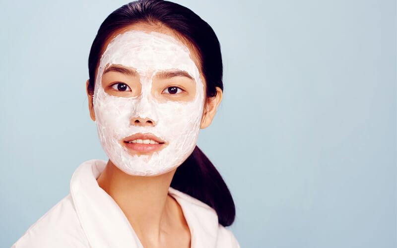 Korean Vitamin C Glow + Face Mask