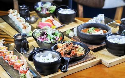 RM50 Cash Voucher for Korean-Japanese Cuisine