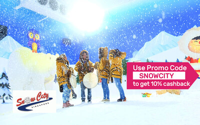 1-Hour Snow Play for 1 Child / Adult (Non-Singaporeans)