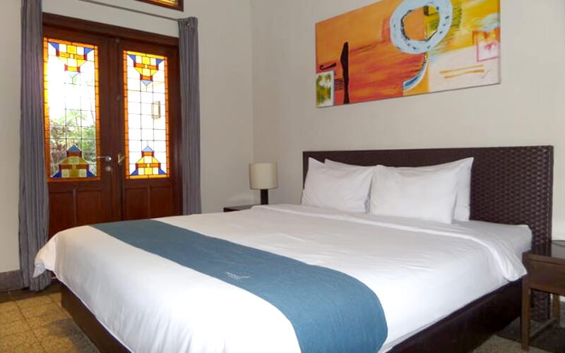 Malang: 2D1N in Deluxe Room (Room Only)