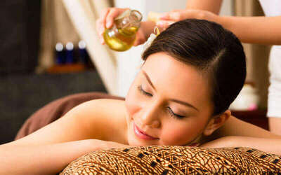 1.5-Hour Aromatherapy Body Massage for 1 Person