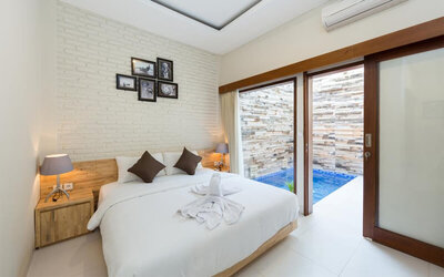 Seminyak: 2D1N in One Bedroom Plunge Pool Villa + Breakfast