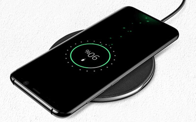 One (1) 10W Wireless Charging Pad