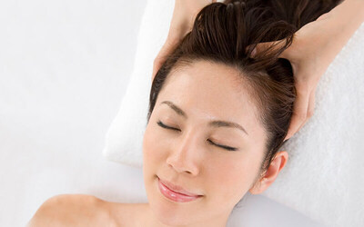Oxygen Scalp Peel Treatment with Mask and Tonic for 1 Person (3 Sessions)