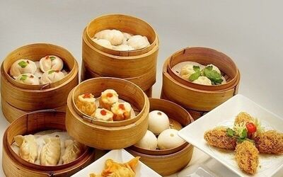All You Can Eat Dimsum