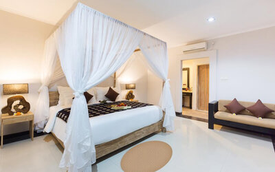 Ubud: 4D3N in 1 Bedroom Pool Villa + Breakfast + 1x Afternoon Tea + 1x Lunch or Dinner