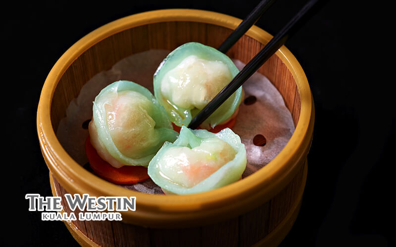 (Mon - Sat) All-You-Can-Eat Dim Sum Buffet for 2 People