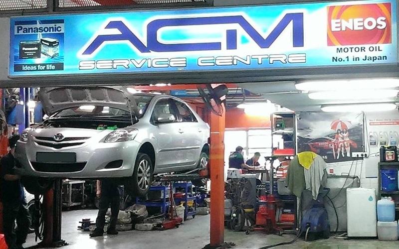 ACM Service Centre featured image.