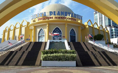 Admission to Melaka Planetarium Adventure Science Centre for 1 Child / Senior Citizen