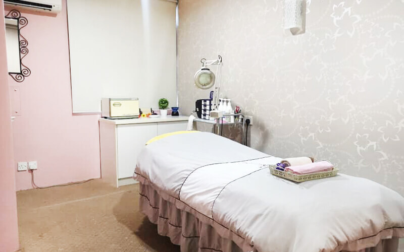Q Switched NG Yag Carbon Laser Facial with Ampoule for 1 Person
