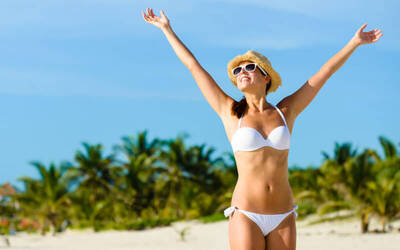 Underarms IPL Hair Removal Treatment for 1 Person (3 Sessions)