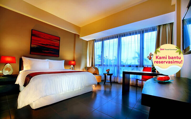 Kuta: 3D2N Superior Room (Room Only)