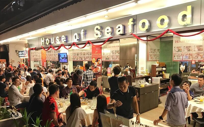 House of Seafood 螃蟹之家 featured image.