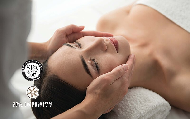 75-Minute Hyaluronic Acid Plus Infusion Facial with 24K Lymphatic Drainage Machine Therapy + 1-Hour Access to Jacuzzi Facilities for 1 Person (1 Session)
