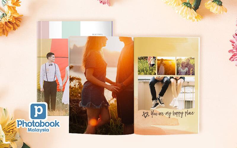 "8"" x 11"" Medium Portrait Softcover Photobook (40 Pages)"