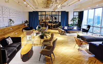 1-Day Pass to Co-Working Space for 1 Person
